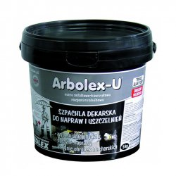 Izolex - Arbolex U roofing putty