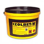 Isolbet - leveling putty IZOLBET-W