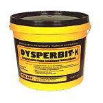 Isolbet - DYSPERBIT-K asphalt rubber dispersion mass