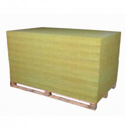 Isover - a set of mineral wool panels Golden Roof